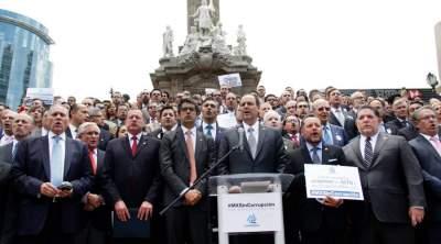 Coparmex no firma acuerdo de fortalecimiento económico
