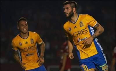 Tigres golea 3-0 de visita a Veracruz