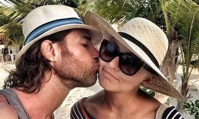 ¡Viajeros incansables! Angelique Boyer y Sebastián Rulli, de romance