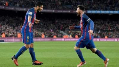 """""""Si hay un equipo capaz de remontar un 4-0 es el Barça"""": Luis Suárez"""