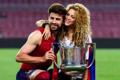La euforia de Shakira ante victoria  que la hizo cometer un error