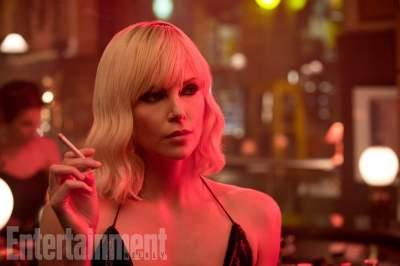 Charlize Theron protagonizará película de acción