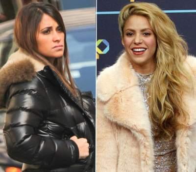 ¿Cómo inició la rivalidad entre Shakira y Antonella?