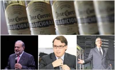 Los 15 mexicanos en la lista de multimillonarios de Forbes