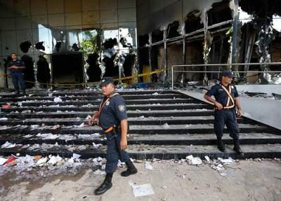 Disturbios en Paraguay dejan un muerto y 211 detenidos