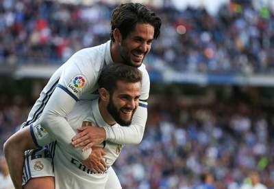 Real Madrid refirma liderato con goleada sobre el Alavés