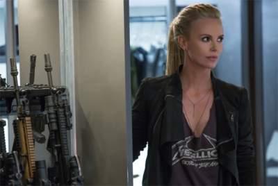 """Revelan al personaje de Charlize Theron en """"Rápido y Furioso 8"""""""