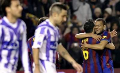 Xavi recomienda al Barcelona recuperar a Dani Alves
