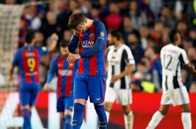 No hubo milagro, Juventus maniata al Barcelona y avanza a semis