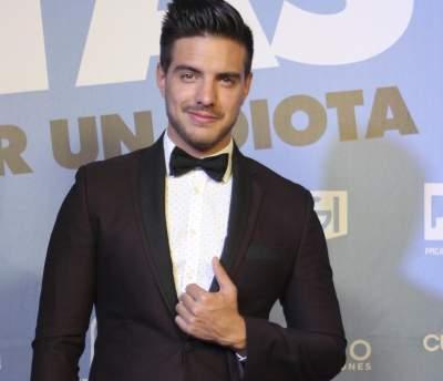 Vadhir Derbez debuta en Hollywood como actor y cantante