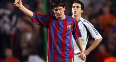 El día que Messi no olvidará