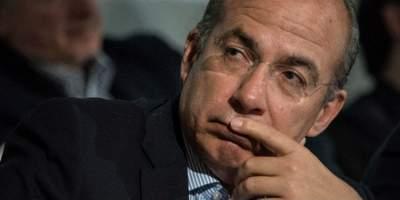 Felipe Calderón amenaza con renunciar al PAN
