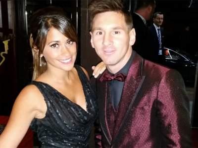 Messi y Antonella se casarán en Argentina