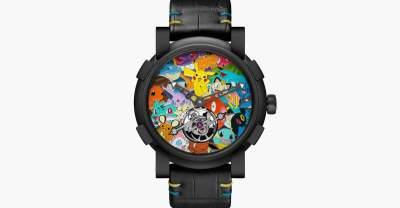 Reloj Pokémon, la pieza Otaku más cara del mundo, sólo hay un ejemplar