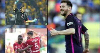 Messi jugará con Nahuel Guzmán y otro jugador de la Liga Mx