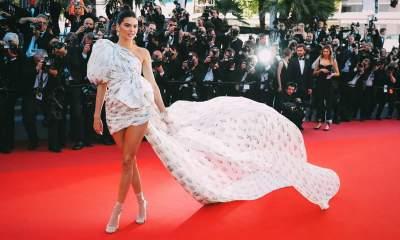 El accesorio de 300 pesos que Kendall Jenner llevó a Cannes