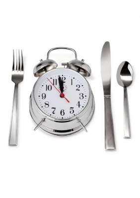 Comer sin prisa, la clave para perder peso.