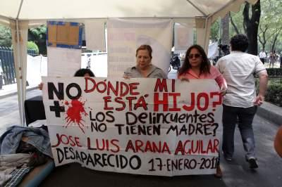 Desaparición de personas en México, superó los 32 mil casos