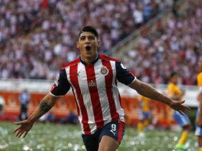 """Real Madrid hizo un Chivas"": Alan Pulido"