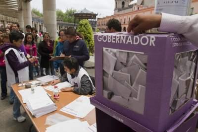 Morena prepara controversia ante resultados de elección en EDOMEX
