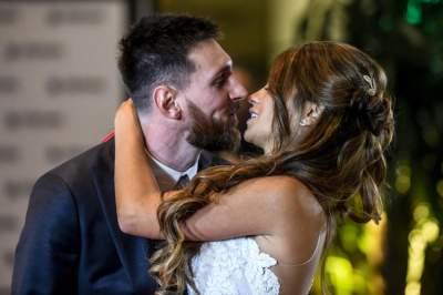 Se filtra el momento más emotivo de la boda de Messi y Antonella