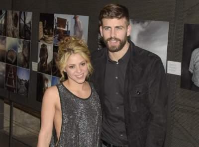Shakira y Piqué grabados en pleno baile en boda de Messi