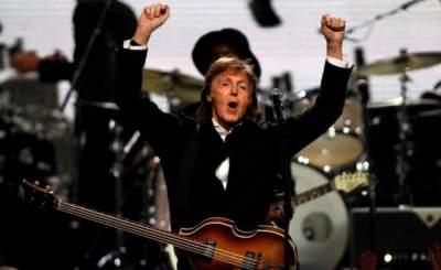 McCartney llega a acuerdo en disputa por derechos de autor
