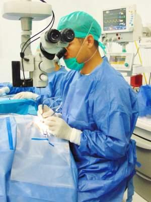 SS ofrece cirugías de catarata gratuitas