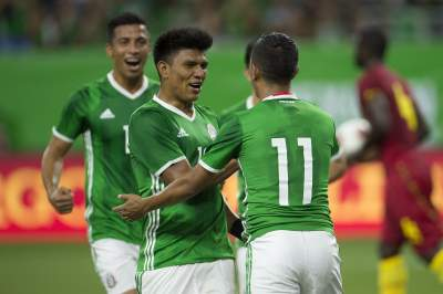 México busca debutar con triunfo en Copa Oro