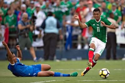 Mexico debuta con goleada en Copa Oro