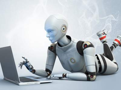 Robots ¿harán noticias para Internet?