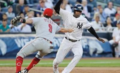 Yankees festejan triunfo de vuelta en casa