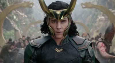 "Vean una nueva imagen de ""Thor: Ragnarok"": Loki vs Valkiria"