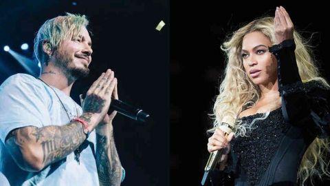 J Balvin y Beyoncé apoyan a afectados por terremoto y huracanes