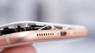 iPhone 8 Plus explota: revienta la batería de un dispositivo