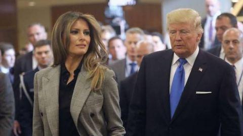 """Trump: Tiroteo en Las Vegas fue obra de un """"hombre demente"""""""