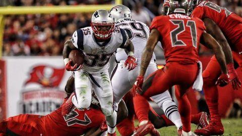 Patriots volvió a la senda del triunfo luego de su tropiezo de la semana pasada