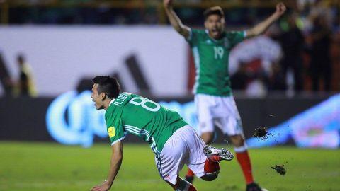 México remonta en los últimos minutos a Trinidad y Tobago en San Luis