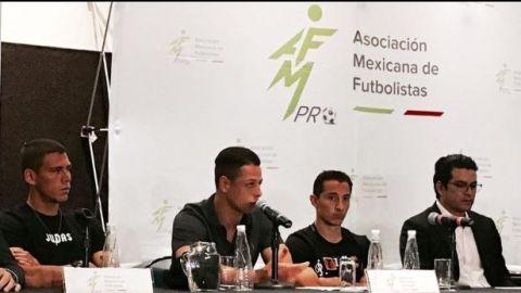 Presentan la Asociación Mexicana de Futbolistas