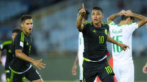 México apenas pudo empatar con Irak en su debut en la India