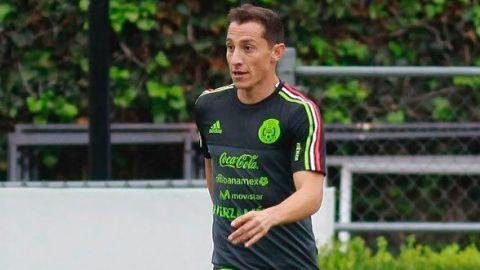 La selección mexicana, lista para enfrentar a Honduras