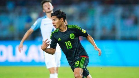 México cae ante Inglaterra en el Mundial Sub-17