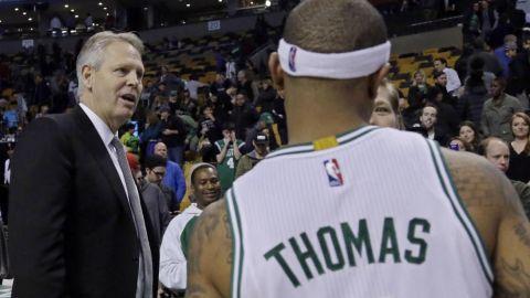 Isaiah Thomas sigue dolido tras ser cambiado a los Cavs
