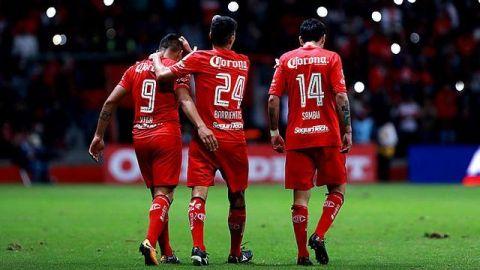 Diablos del Toluca se imponen a los Lobos BUAP 3-1