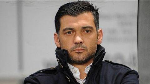 Sergio Conceiçao DT del Porto califica de ridículas declaraciones de Osorio