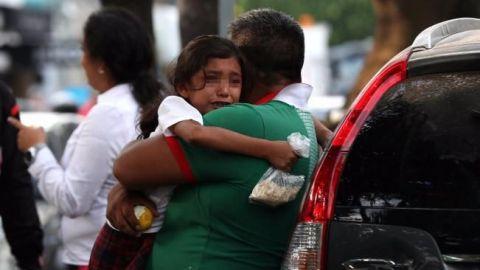 Sismo dejó a 36 niños sin padres en la CDMX
