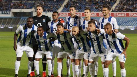 Porto golea y avanza en Copa de Portugal