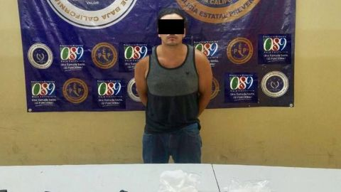 Presunto integrante del cártel  de Jalisco capturado por la PEP