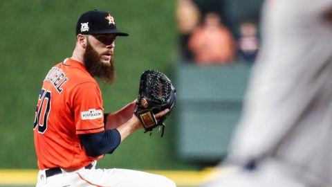 Con un Keuchel intransitable, Astros aventaja gracias a Correa y Gurriel