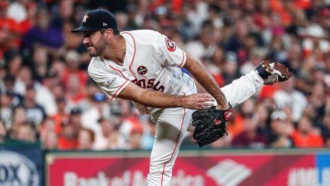 Correa y Verlander comandan triunfo de Astros sobre Yankees